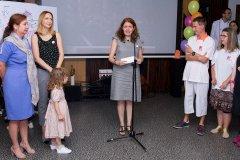 Пети рожден ден на Дневен център
