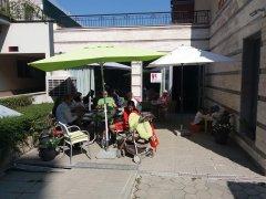 Библиобус гостува на Защитеното кафене