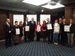 Годишни награди за социална иновация в подкрепа на социалната икономика 2015 г.